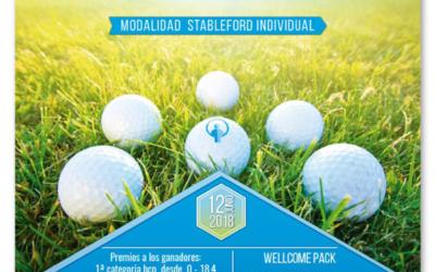 Torneo benéfico de Golf de la Asociación Española de Pacientes de Cáncer de Próstata (AEsPCaP)
