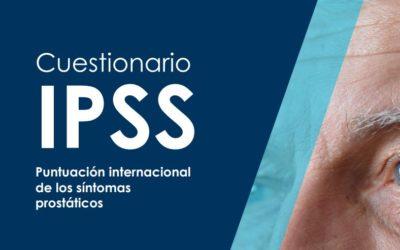 ¿Qué es el cuestionario IPSS?