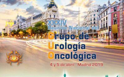Reunión del Grupo de Urología Oncológica 2019
